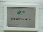 The Bay Museum Plaque